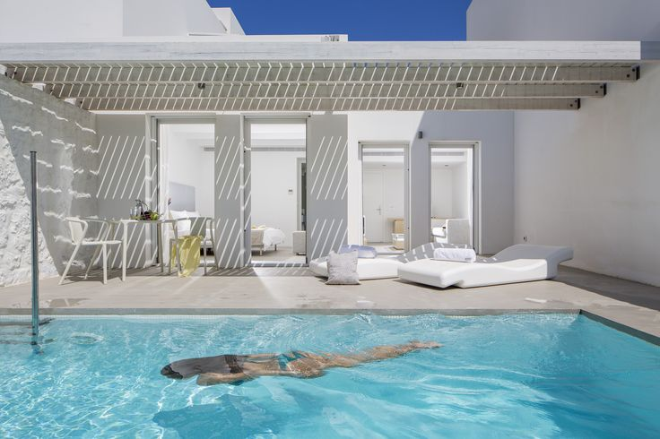 Discover a new level of luxury at the outdoor swimming pool or pamper yourself in every possible way as you enjoy our amenities. http://blog.patmosaktis.gr/2013/05/by-pool.html
