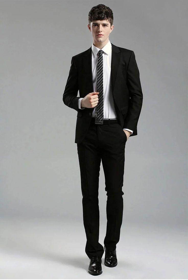 Wholesale Mens Suits Men Office Uniform New Design Slim Fit Suits ...