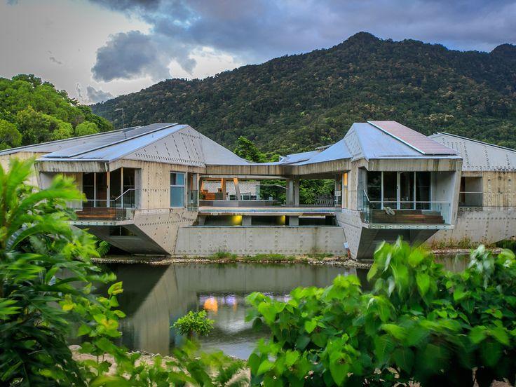 Luxury real estate in Cape Tribulation Australia - Alkira - An architectural masterpiece set in paradise - JamesEdition