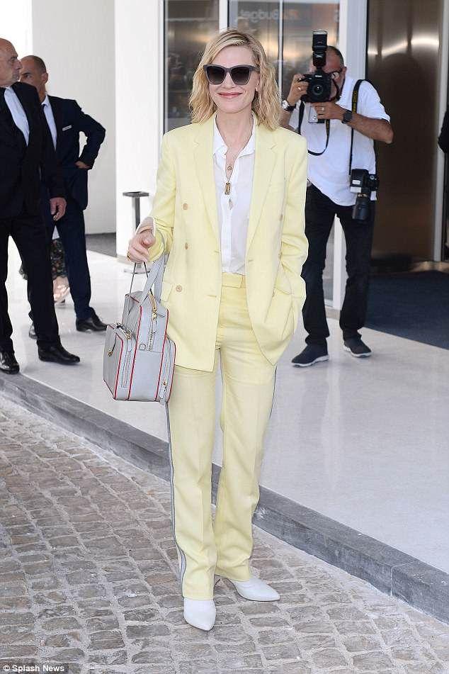 Cannes Film Festival  Kristen Stewart turns heads in semi-sheer ... 23eaad50b