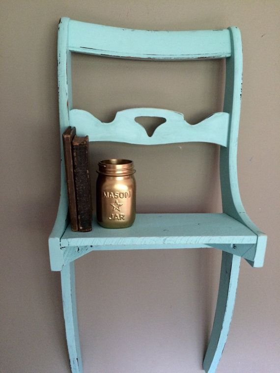 46 best Chair wall decor images on Pinterest | Old chairs, Chairs ...