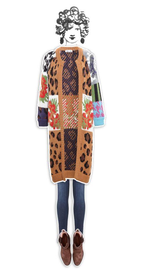 Italian Knitwear #ootd @Takori