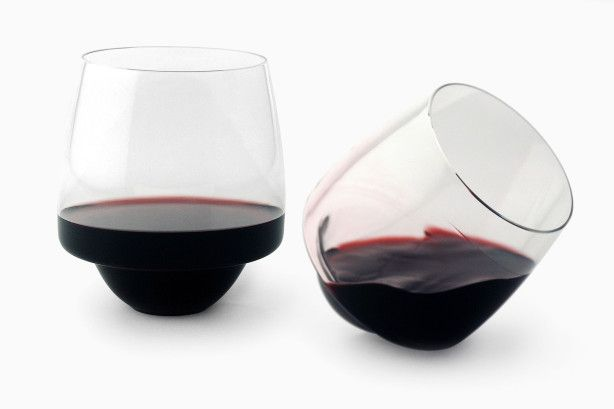 Set of 4 Saturn Wine Glasses - Shop - L'ArcoBaleno