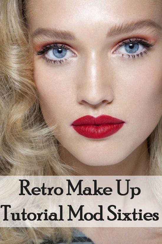 Retro Make Up Tutorial