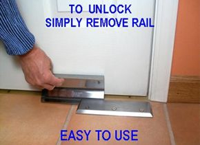 Sliding Door Security Locks top 25+ best security locks for doors ideas on pinterest | door