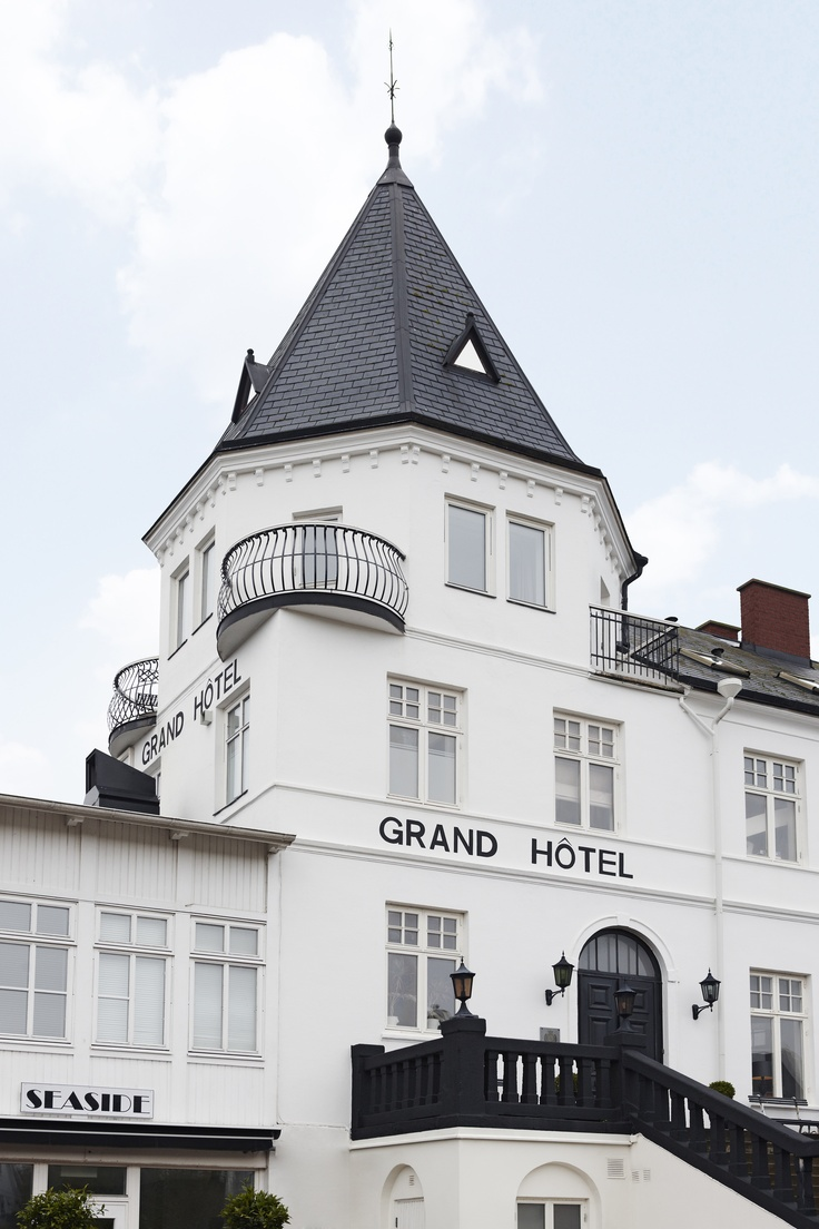 Pellevävare at Grand Hotel Mölle