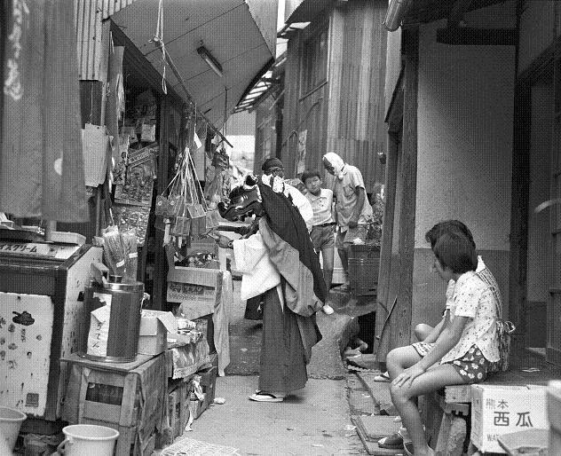 昭和の古い町並み写真展 - 懐かしい昭和の情景を追って