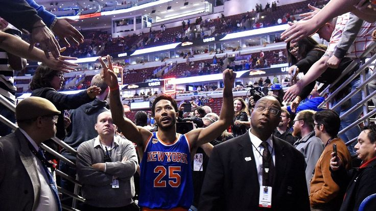 Life is good for Derrick Rose, Knicks in return to Chicago