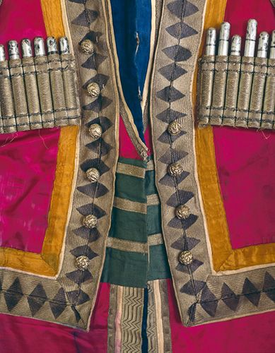 A Cossack tunic from the ballet 'Thamar', 1912