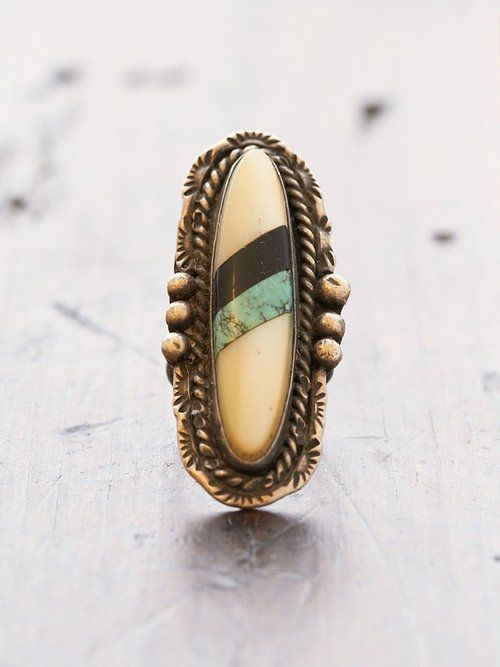 Vintage long Rings <3
