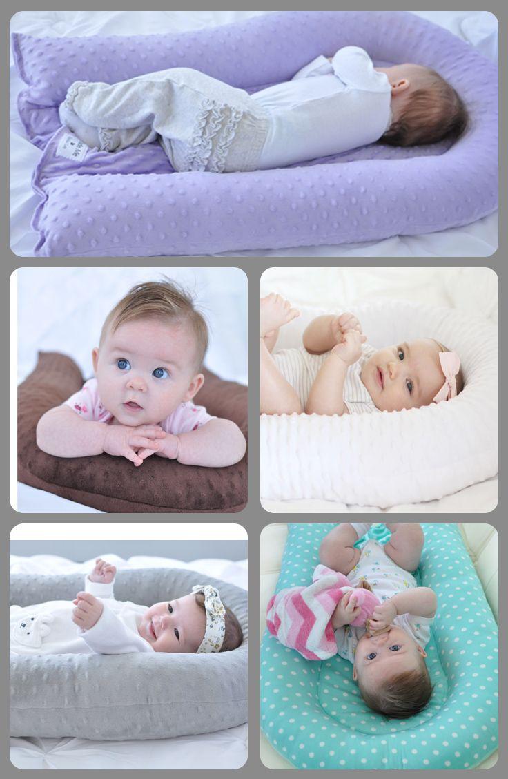 Best Cosleep Pillow Brown Cosleeping Cradle Me Pillow 400 x 300