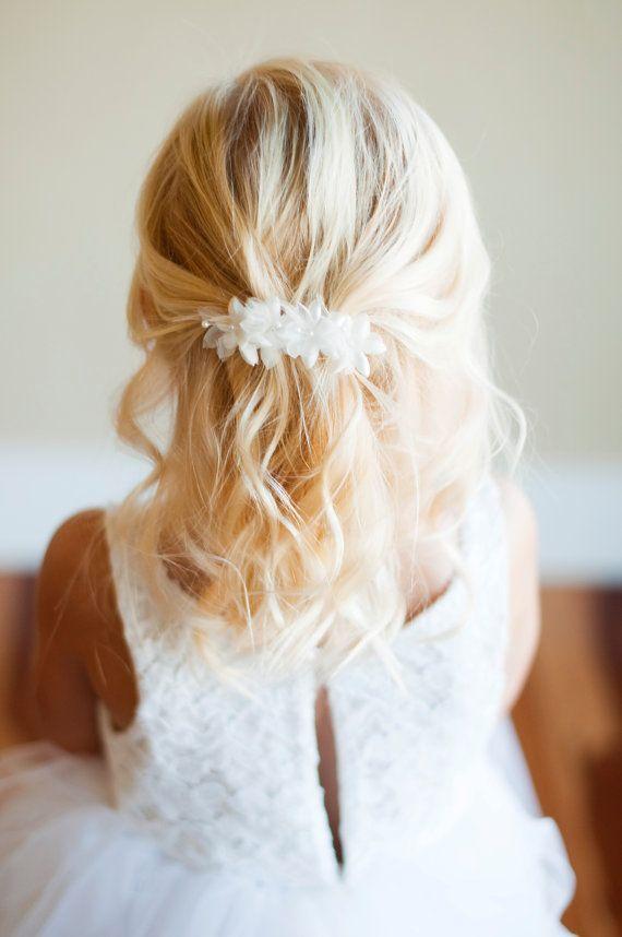 Prime 1000 Ideas About Flower Girl Hairstyles On Pinterest Girl Short Hairstyles Gunalazisus
