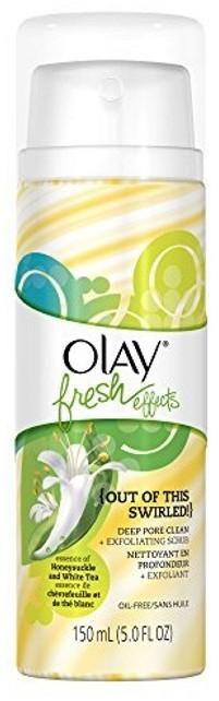 Olay Fresh Effects Deep Pore Cleaner 5 oz - 12 UNITS