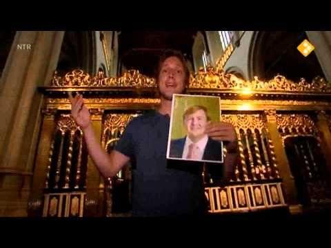 Het Klokhuis maakt geschiedenis: Willem I