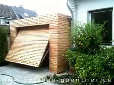 Garagen + Carports - holzbau-guenther