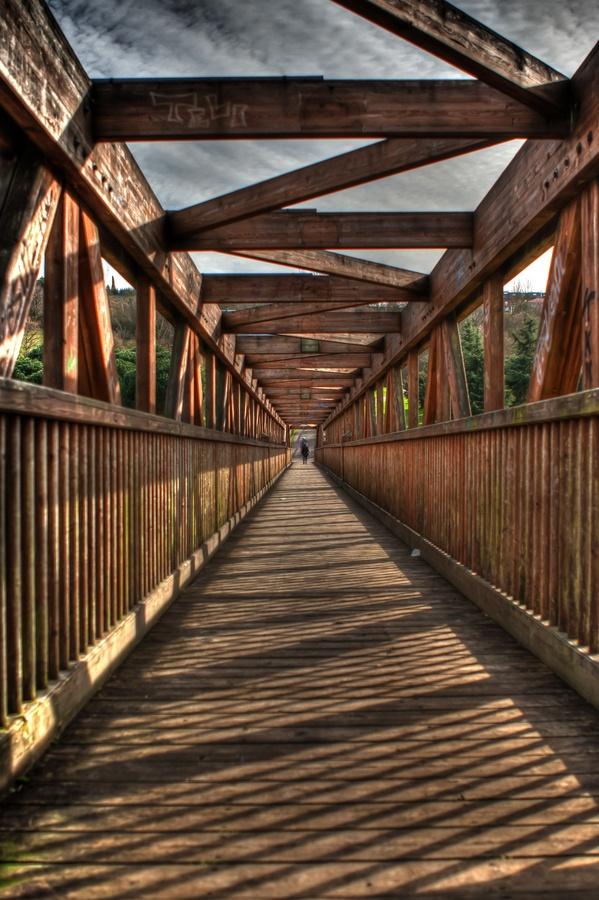 El puente de Oviedo