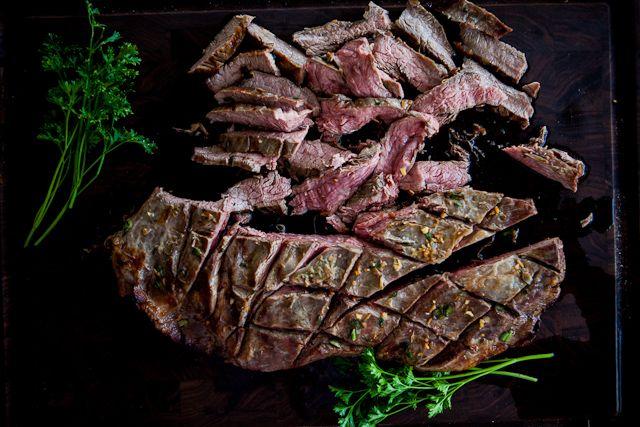 Grilled Asian Flank Steak | Recipe | Asian Flank Steak, Flank Steak ...