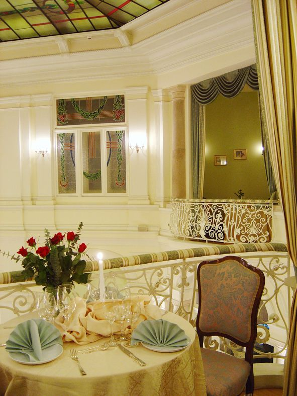 Sala Lustrzana/ Mirror Hall at Grand Hotel, Kraków, Poland #grandhotel # hotel #krakow #cracow #interiors #poland www.grand.pl www.facebook.com/grand.hotel.krakow