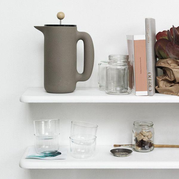 Push Coffee Maker // Danish Design Store