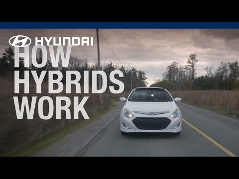 How Hybrid Vehicles Work | Hyundai Canada - YouTube