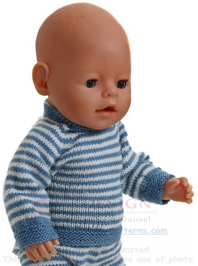 Poppenkleding baby born