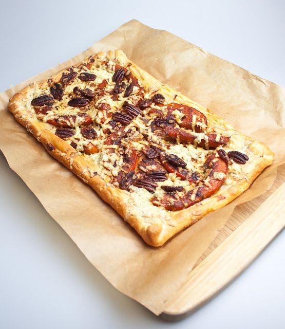 Cucinare con amore: Dýňový koláč se sýrem