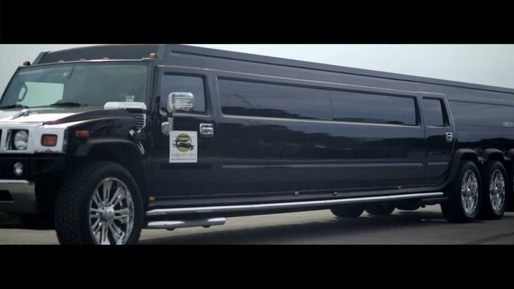 Triple Hummer Limos - Mammoth Media Productions