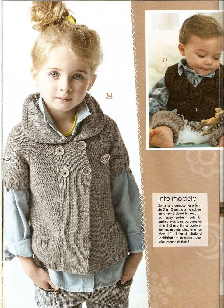 ализе журнал вязание для детей