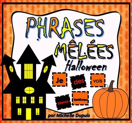 Voici des activités plaisantes à faire pour l'Halloween.