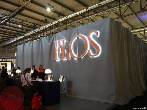 stand FLOS - EuroLuce 2013 - i saloni milano13