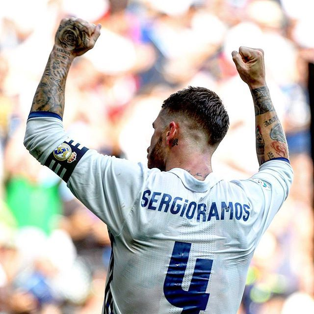 @uefachampionsleague #Ramos has now made 500 appearances for @realmadrid.  #Ramos500 #RealMadrid @