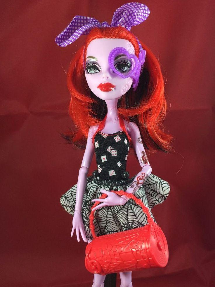 Monster High Dance Class Operetta Doll 2013 #MonsterHigh #Dolls