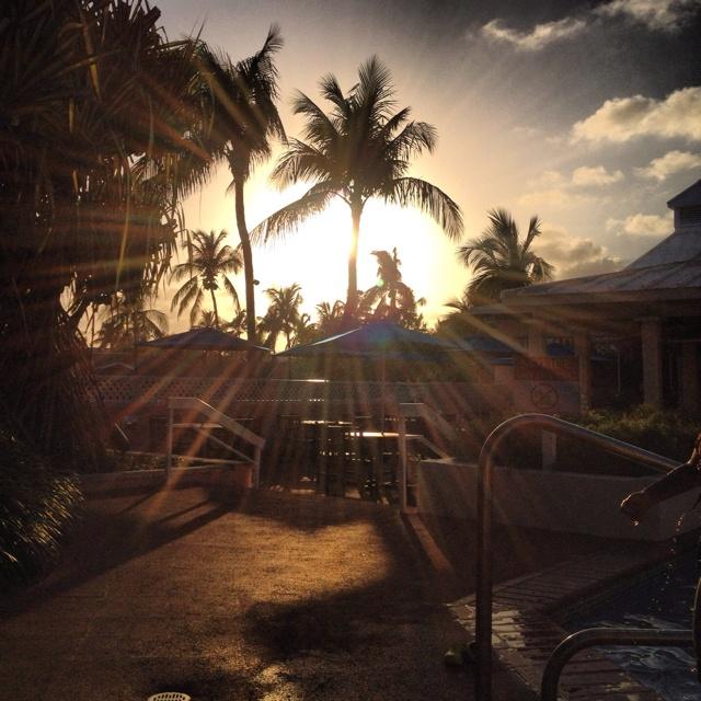 Sunset - Bahamas 2/2012