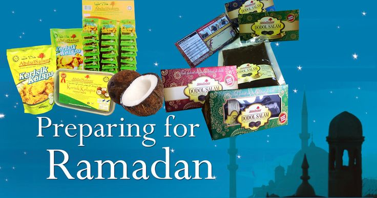 Preparation for ramadhan in not complete without Abdul Salam products. High quality and halal coconut product from Abdul Salam for this ramadhan will surely complete your preparation. Call us at: 012 4743686(En.Abdul Salam).