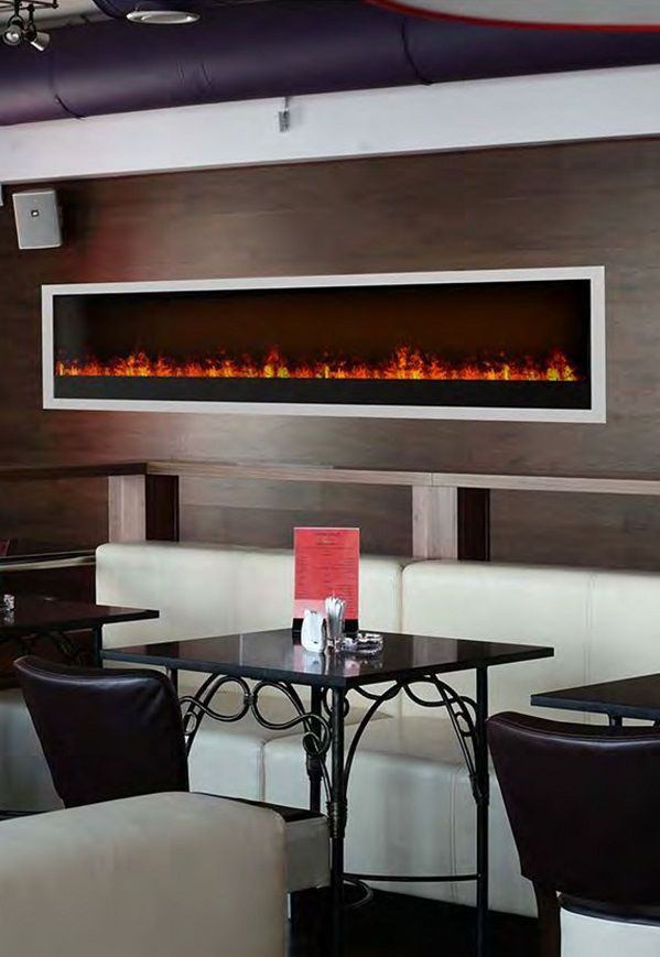 Dimplex Optimyst Cdfi1000p 1 Meter Long Electric Fireplace