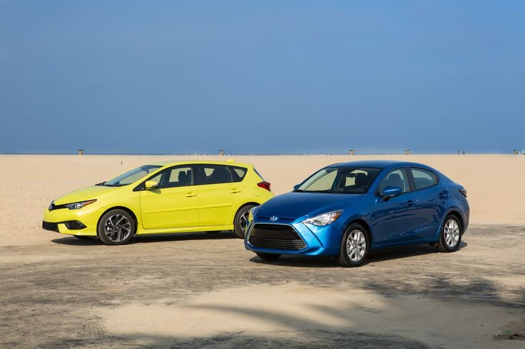 Mommy's Favorite Things: 2016 Scion iA and iM Preview!