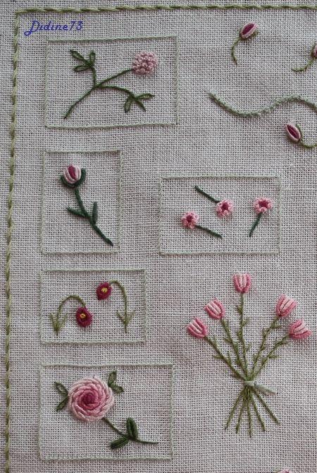 would make a nice stitch sampler