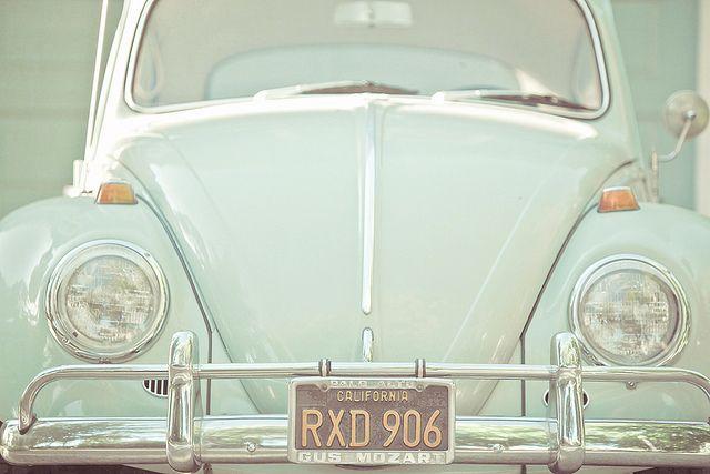 beep beep!!: Pastel, Mint Green, Color, Vintage, Cars