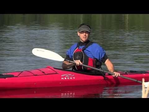 Proper Technique for Paddling a Kayak - YouTube