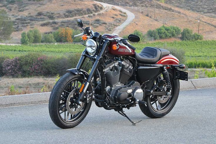 #birmingham 2016 Harley XL1200CX Roadster Review  Gingerelli took the test bike on his favorite 50-mile loop, an assortment of cambered and off-cambered turns mixed with contorting S's and sweepers, and it's roads like that where the Roadster shined. http://www.aimag.com/2016-harley-xl1200cx-roadster-review/