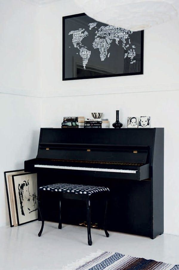 It's a unique problem, but no less worthy of attention than how to dress a gallery wall or what to do when your kitchen's too small