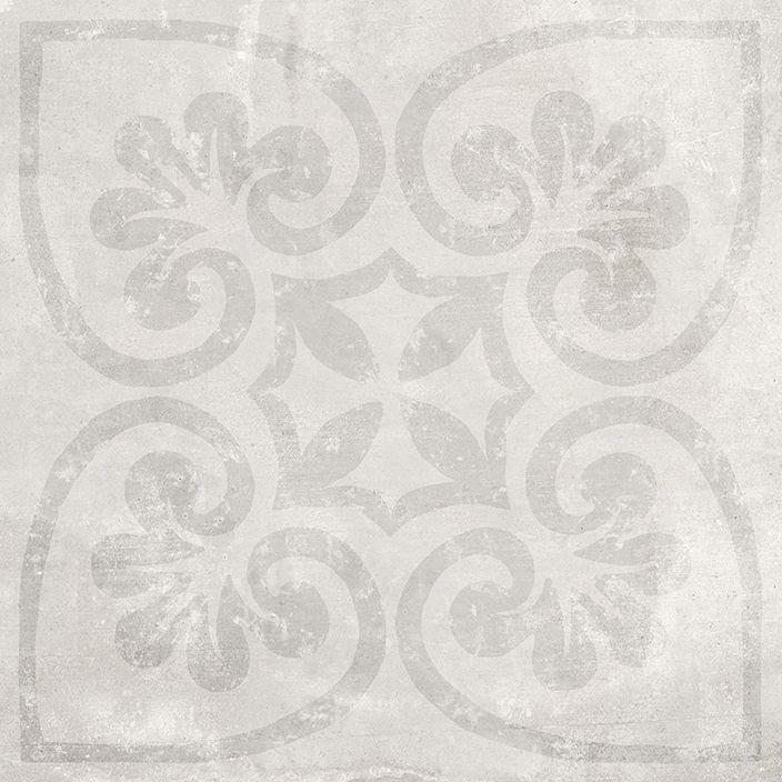 Porcelanosa Kitchen Floor Tiles: DECO TRIBECA CALIZA 59,6X59,6