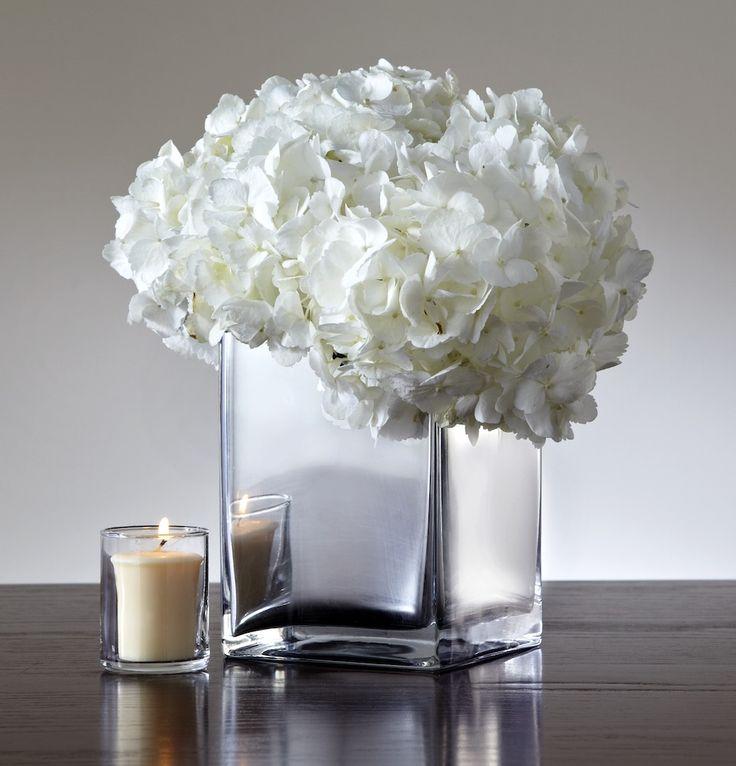 Vase Centerpieces Diy : How to create a mirror vase centerpiece the home depot
