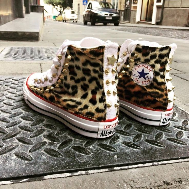 all star converse nere bambina