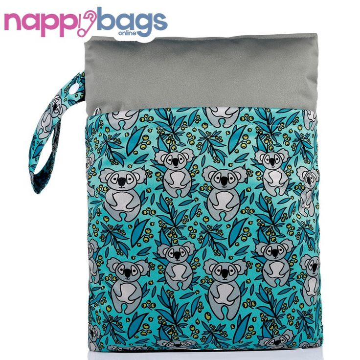 Funny Koalas Abstract Waterproof Nappy Wet Storage Bag //Price: $16.60 & FREE Shipping //     #nappybags