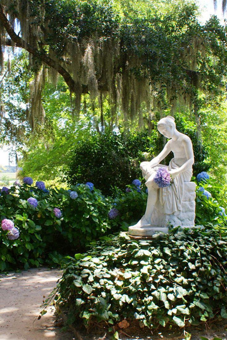 Middleton Place in Charleston, South Carolina.
