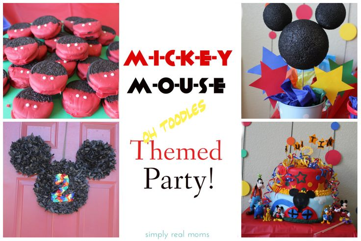 The Ultimate #Mickey Mouse #Birthday Party! #Disney: Mickey Mouse, Birthday Parties, Theme Parties, Ultimate Mickey, Mouse Them Parties, 2Nd Birthday, Mickey Parties, Themed Parties, Birthday Ideas