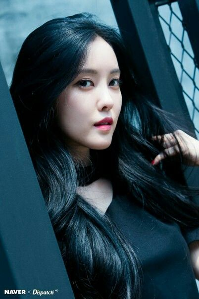 Hyomin • T-ara  Dispatch