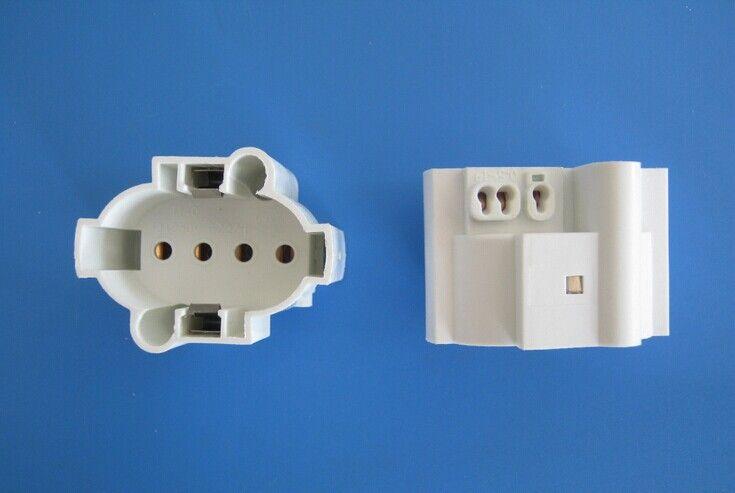 Настольная лампа аксессуары 2G7 лампы с четырьмя плоским u - трубку энергосберегающие люминесцентная лампа держатель