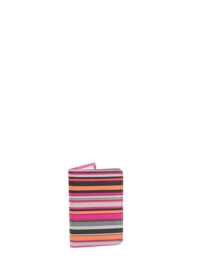 Spencer and Rutherford - quick_link - Passport Sleeve - Passport Cover - Sunset/Stripe